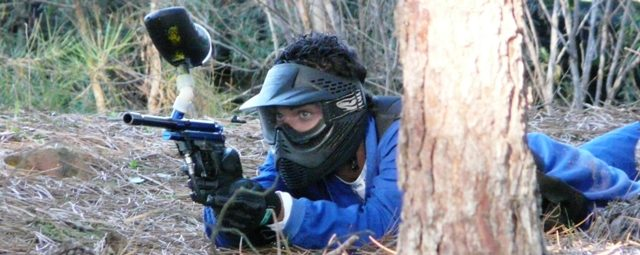 Paintball en Extremadura